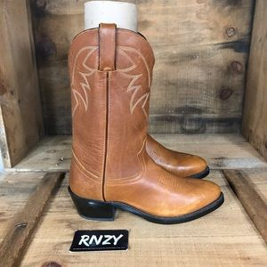 Durango Oiled Leather Cowboy Boots